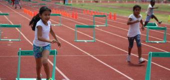 Pequeños grandes atletas: Niños de Esdepaz compitieron en su primer festival de Atletismo