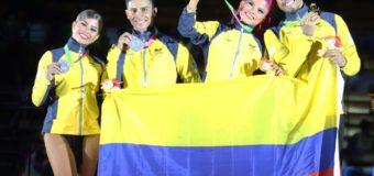 Oro y plata para Colombia y el Valle Oro Puro en baile deportivo de Juegos Mundiales