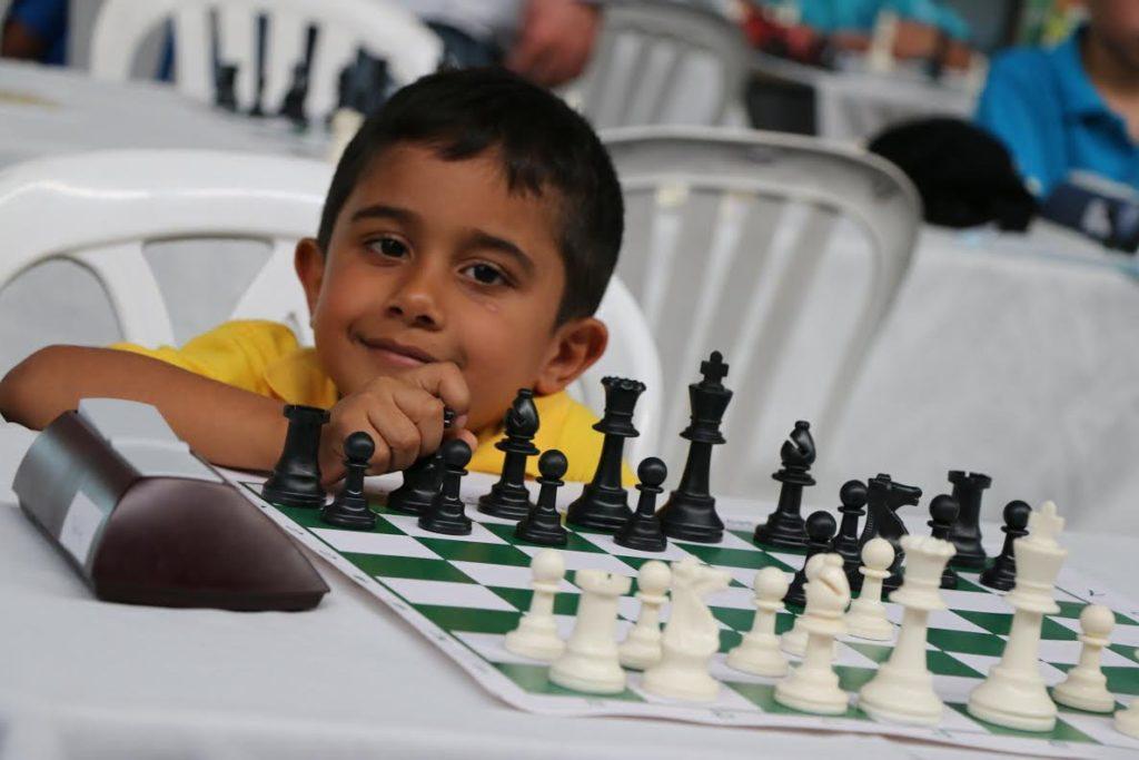 Santiago López, domina los tableros y con sus partidas se lleva el título Panamericano