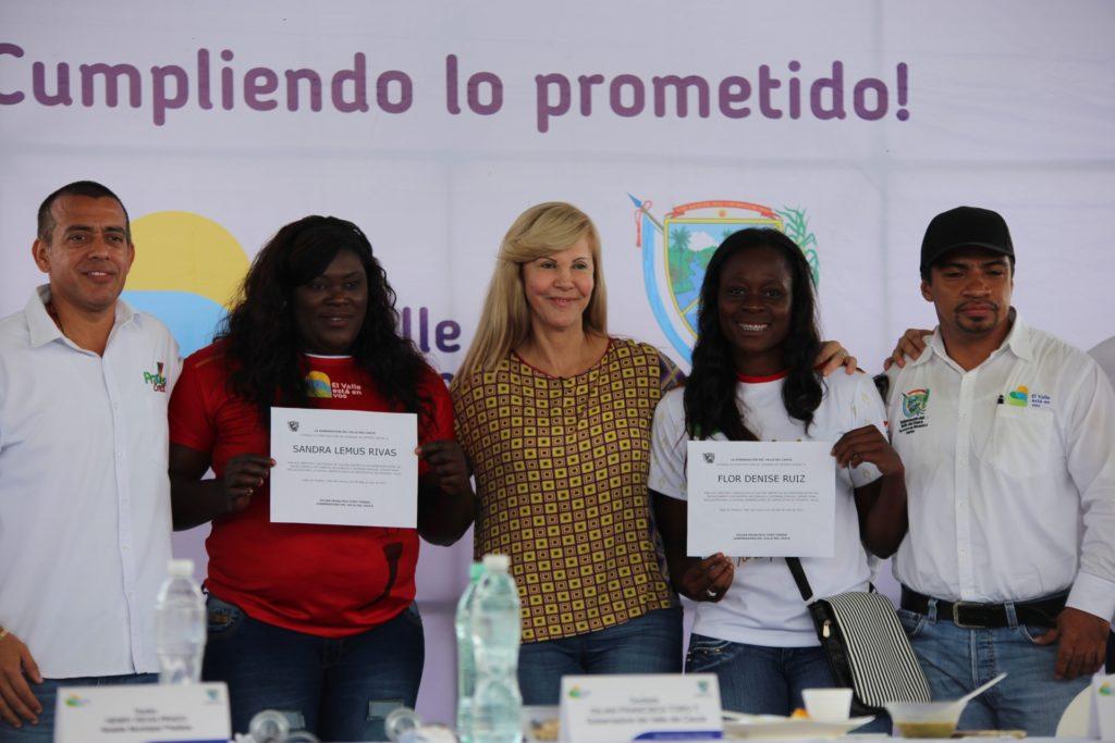 Viviendas para dos deportistas vallecaucanas destacadas en Olímpicos de Rio de Janeiro