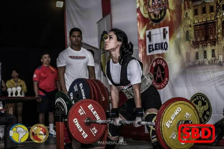 El Valle Oro Puro tiene nueva campeona panamericana de potencia