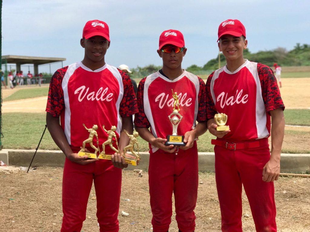 El béisbol del Valle del Cauca figura en una tricolor nacional