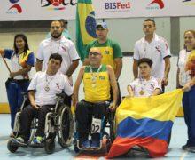 Copa América de Boccias lució con representación Valle Oro Puro