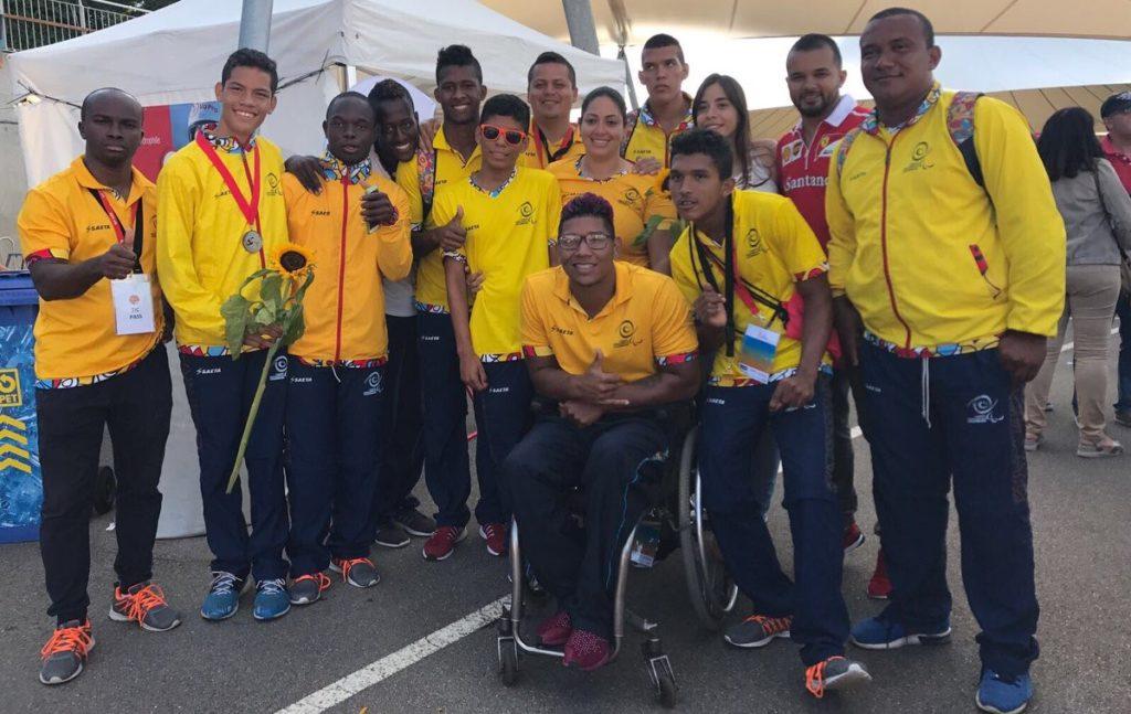 Atletas vallecaucanos los que más subieron al podio del Mundial de para-atletismo juvenil