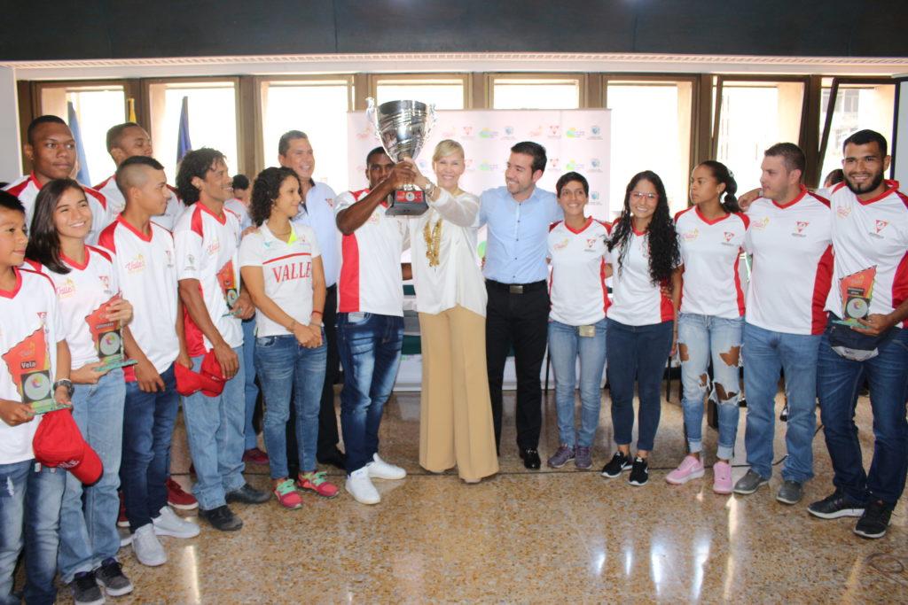 En la pasada versión de las justas el Valle del Cauca se coronó campeón con 9 medallas de oro, 9 de plata y 6 de bronce con la participación de 78 deportistas que integraron la delegación.