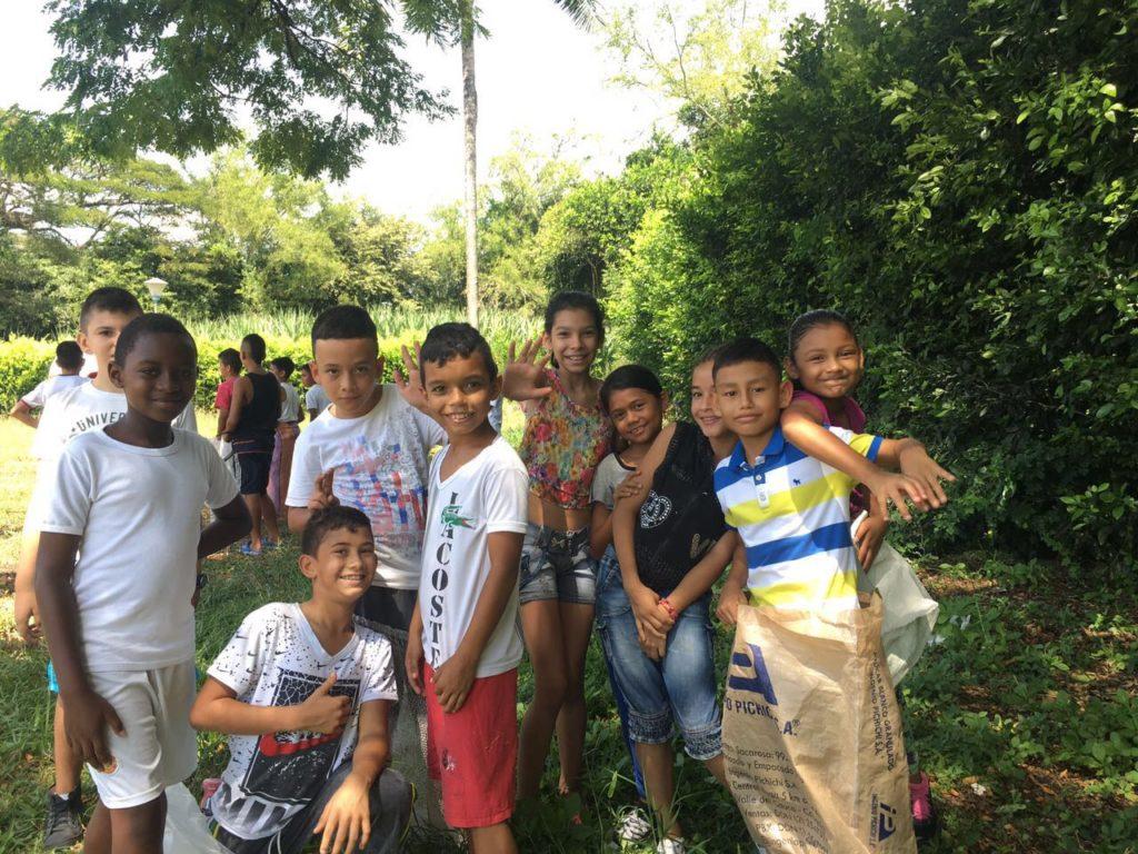 Bolívar se llenó de alegría y juego con festival de recreación de Indervalle