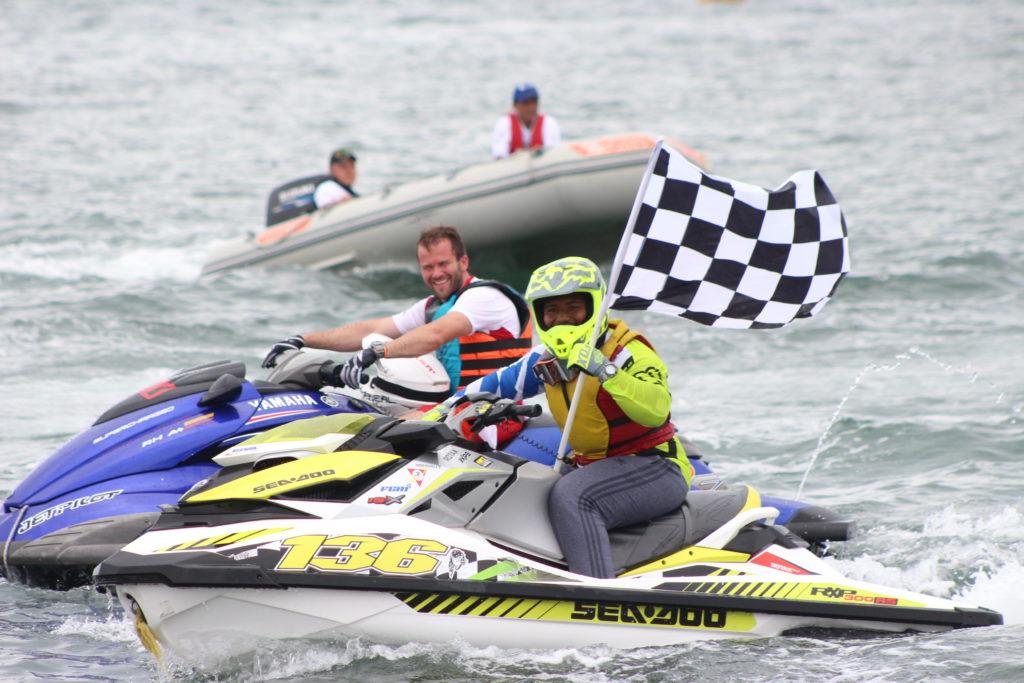 En motonáutica y surf, el Valle sumó nuevas medallas de Juegos Nacionales de Mar y Playa 2017