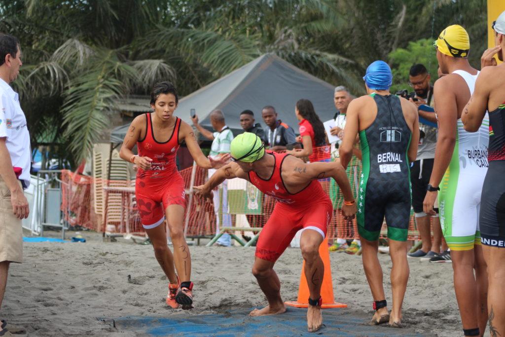 Valle sumó una de oro, tres de plata y una de bronce en tercera jornada de Juegos Nacionales de Mar y Playa Tumaco 2017
