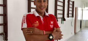 Julián Gómez, un valiente preparador físico del Valle Oro Puro