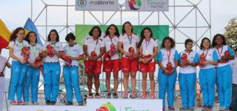 Valle Oro Puro lidera el medallero en primera jornada de los Juegos de Mar y Playa 2017