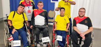 Un vallecaucano hace historia, y Colombia se corona campeón en la Copa Mundo de Boccia