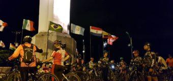 Caleños rodaron por los sitios más emblemáticos de la ciudad en la 'Semana nacional de la movilidad'