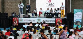 Coldeportes en las regiones llega a la capital del Valle del Cauca
