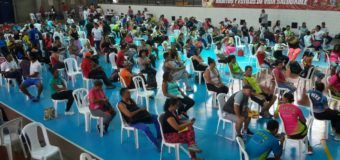Vallecaucanos se capacitaron en actividad física musicalizada