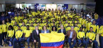Vallecaucanos listos para competir en los II Juegos Suramericanos de la Juventud en Chile
