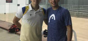 Racquetball vallecaucano domina en Colombia y el mundo