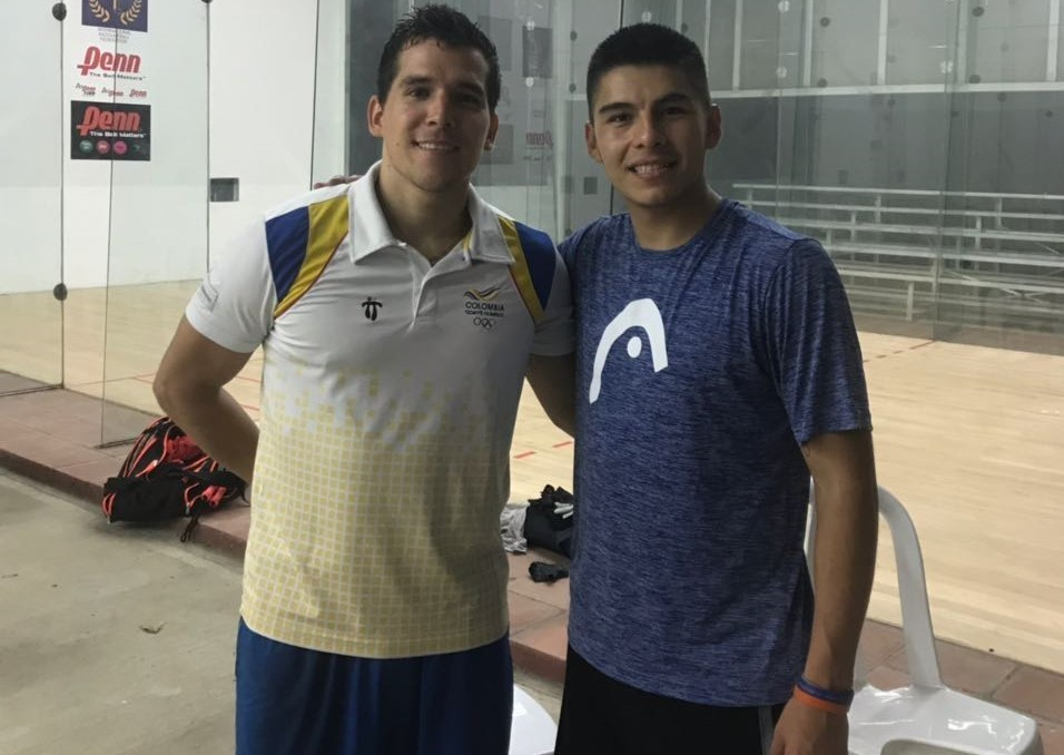 Racquetball vallecaucano domina en Colombia y el mundo