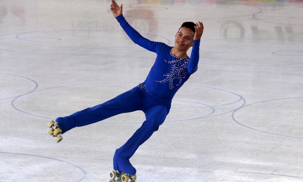 Brayan Carreño, uno de los deportistas Valle Oro Puro que abrirá los Juegos Bolivarianos 2017