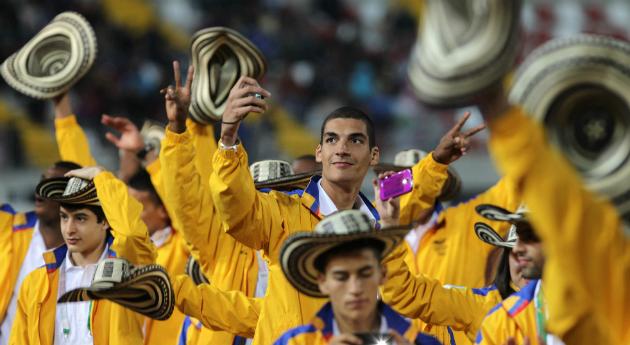 Vallecaucanos conforman una nómina de lujo de la Selección Colombia para los Juegos Bolivarianos