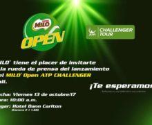 El Valle del Cauca se llena de raquetas, con la llegada del Open Challenger ATP