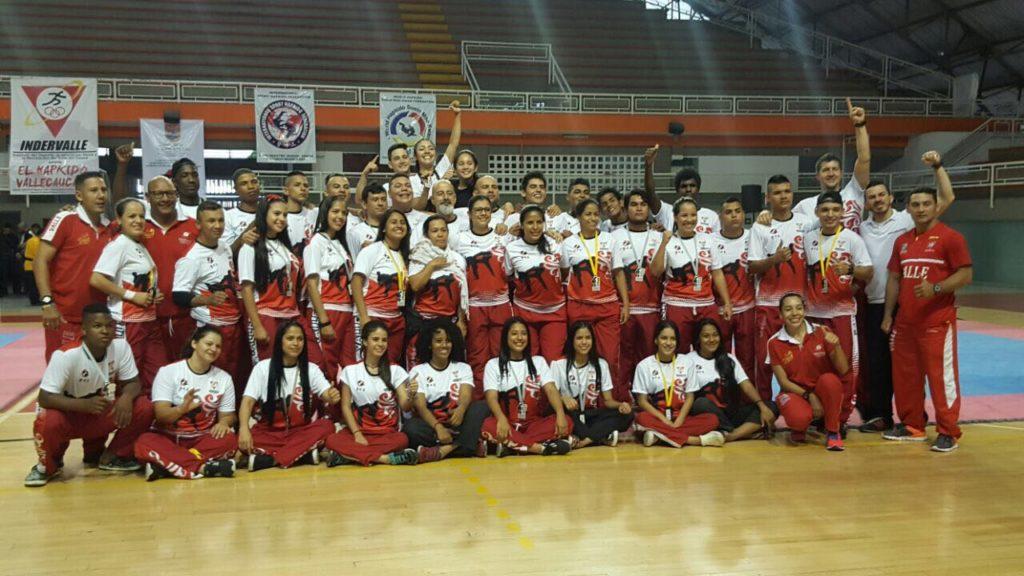 Valle Oro Puro ganó en Cali el Nacional de Hapkido, deporte que se estrenará en Juegos Nacionales 2019