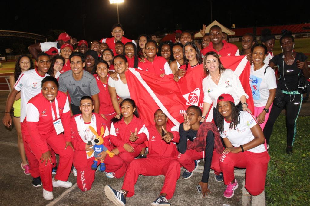 El Valle Oro Puro, campeón por segundo año consecutivo de la final nacional en Juegos Supérate
