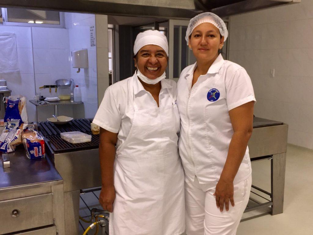 En la Villa Deportiva, las manos de Nohemy 'cocinan' el liderazgo deportivo