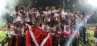 El Valle del Cauca celebra, ahora con la Selección Sub21 de fútbol