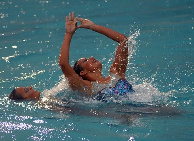 La natación vallecaucana va por medallas a los Juegos Bolivarianos Santa Marta 2017
