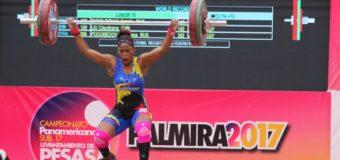 Nueve deportistas del Valle formaron parte de la Selección Colombia campeona Sub17 de pesas