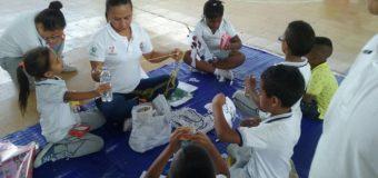 Con programa de psicomotricidad, Indervalle fortalece intervención en primera infancia