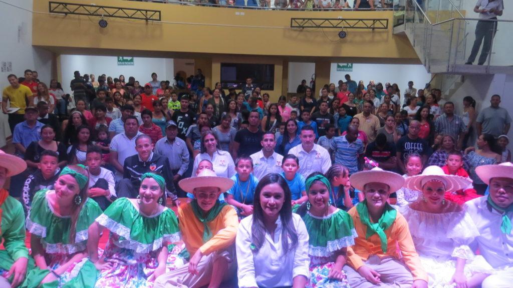 En Yumbo se realizó primer Mega Encuentro de Padres del programa Semilleros Deportivos para la Paz