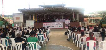 Restrepo fue epicentro del mega encuentro de padres de los Semilleros Deportivos para la Paz