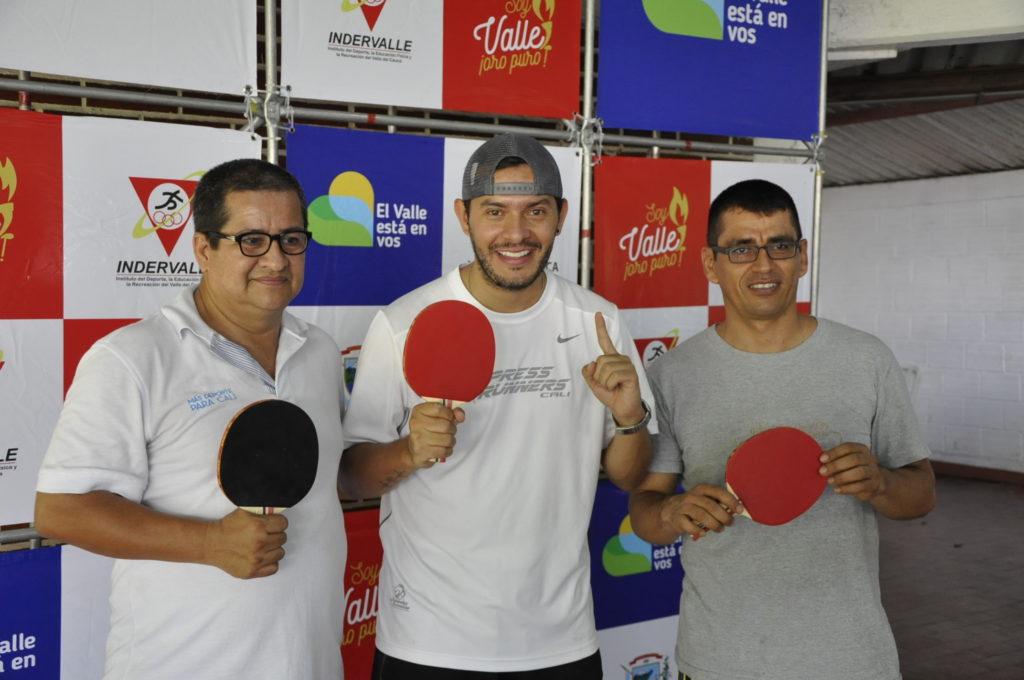 Iniciaron los Juegos Intermedios Valle Oro Puro 2017