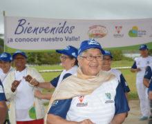 Adultos mayores de Buenaventura, Guacarí y Cali recorrieron el Lago Calima