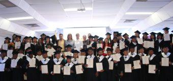 Promotores lúdicos graduados en Recreapaz continuarán brindando alegrías a los vallecaucanos