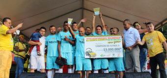 La Mancha Amarilla se vistió de Oro Puro en sus Juegos Departamentales