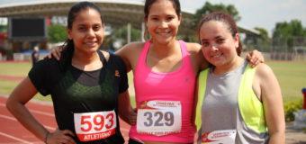 90 Minutos tiene a la nueva reina de la velocidad en los Juegos Intermedios Valle Oro Puro 2017