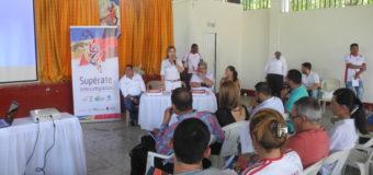 Inician las socializaciones en los municipios del Valle para el programa Juegos Supérate Intercolegiados 2018