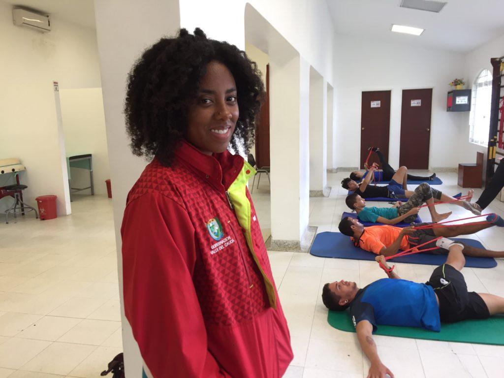 Con su juventud, Cindy Arroyo emprende vuelo en el Valle Oro Puro