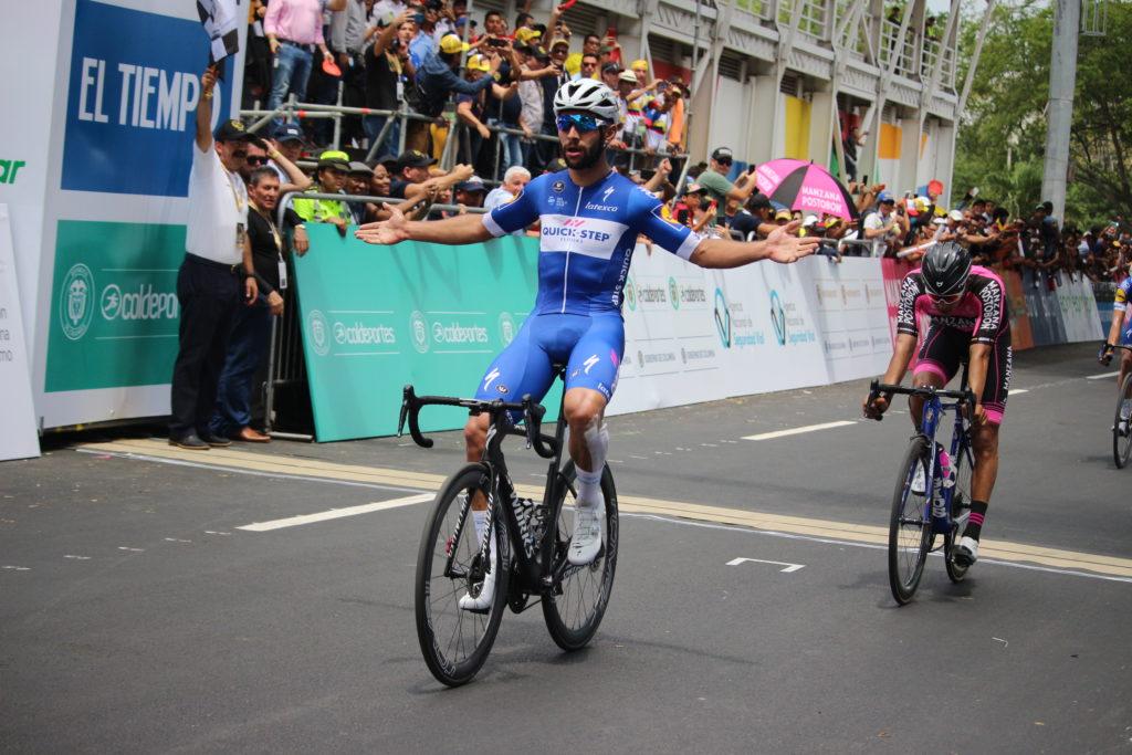 Palmira se lució con la primera etapa de Colombia Oro y Paz
