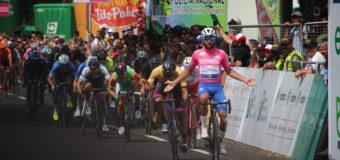 Palmira volvió a vibrar con triunfo de Fernando Gaviria en la 2.1 Colombia Oro y Paz