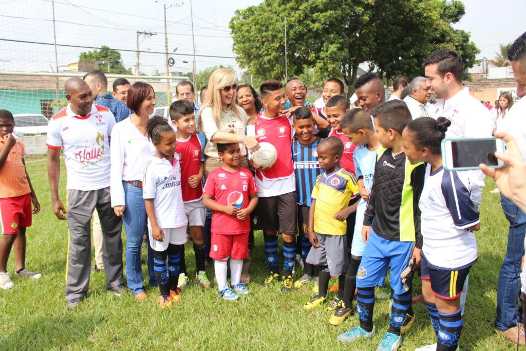Semilleros Deportivos para la Paz benefician a 700 niños y niñas de Florida