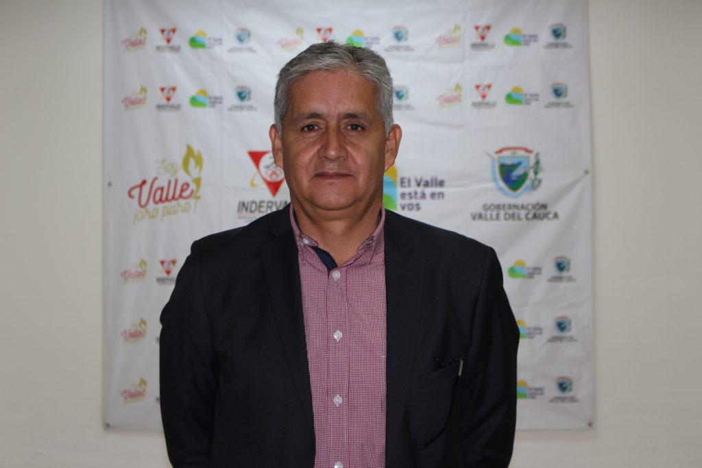 Freddy Ortegate, elegido nuevo representante de las ligas deportivas en la Junta Directiva de Indervalle