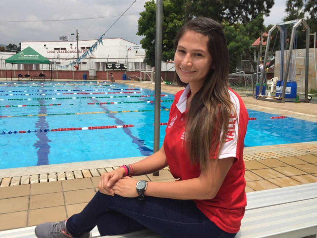 Angélica Suárez, una profesional que alimenta los sueños de los atletas vallecaucanos