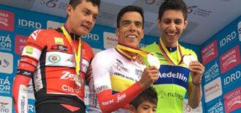 Liderados por Jarlinson Pantano, el equipo vallecaucano busca triunfar en el nacional de ruta