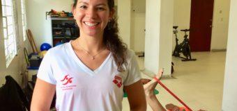 Una especialista del deporte busca llevar al éxito a los atletas vallecaucanos