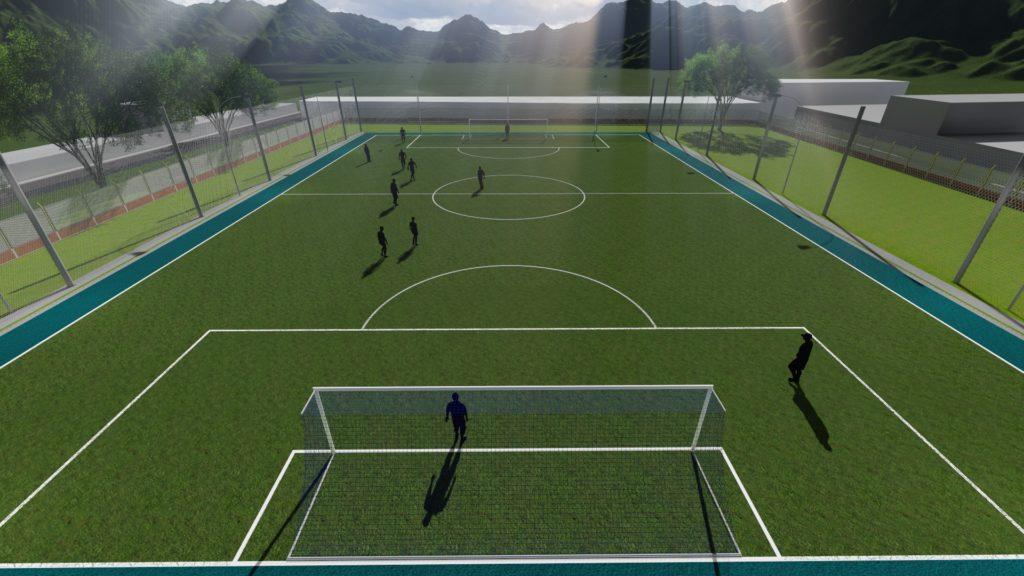 En Cartago iniciaron nuevas obras de fortalecimiento a la infraestructura deportiva