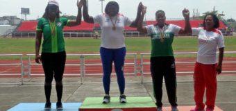 El Valle del Cauca sumó un nuevo triunfo en el atletismo nacional
