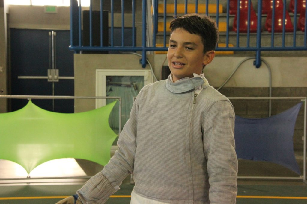 En Costa Rica, esgrimistas del Valle buscan cupo a los Olímpicos de la Juventud